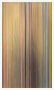 Anne Lindberg, 'as though air could turn to honey', 2017