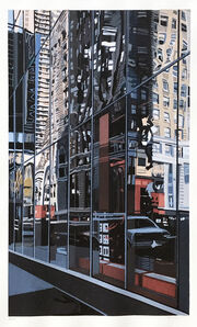Richard Estes, 'Times Square', 2000