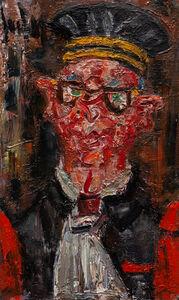 Gen Paul, 'Le juge Voisenet', 1960