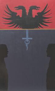 Andrei Filippov, 'Faith, Hope, Love (Faith) ', 1989