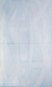 David Row, 'untitled (Diptych)', 1989