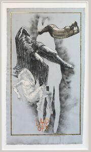 Edgar Arceneaux, 'Figurative Speech. Laid Off #1', 2012