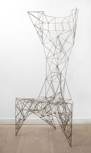 Tom Dixon, 'Pylon Chair', 1993