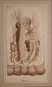 Henryk Streng/ Marek Włodarski, 'Seascape with a Starfish', 1929