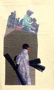 Collin Sekajugo, 'Artist's Normal', 2020