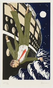 Richard Bosman, 'Man Overboard', 1981