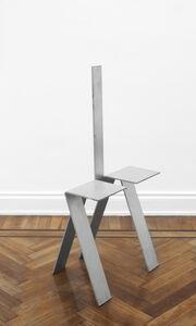 Scott Burton, 'Healing Chair (Prototype) ', ca. 1989