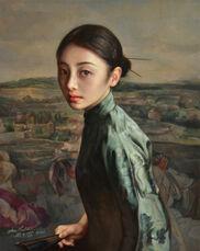 """Oriental Artistic Conception"""