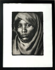 Boran Woman at Marsabit Hospital
