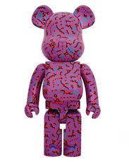 Keith Haring Bearbrick 1000% Companion (Haring BE@RBRICK)