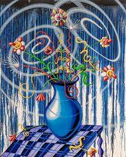 Flores Blue