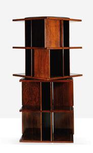 Gianfranco Frattini, 'Bookcase', 1963