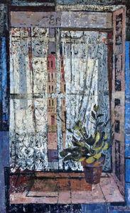 Jenne Magafan, 'Lace Curtain'