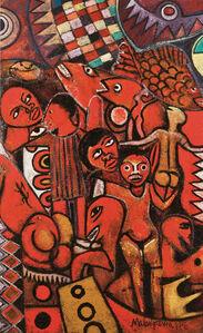 Malangatana Ngwenya, 'Untitled'