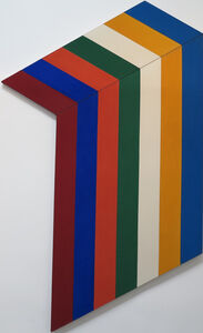 Thomas Downing, 'Latitude', 1967