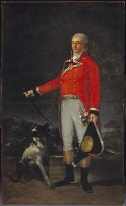 Francisco de Goya, 'Portrait of Don Tadeo Bravo de Rivero,', 1806