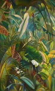 Ross Braught, 'Jungle', 1948