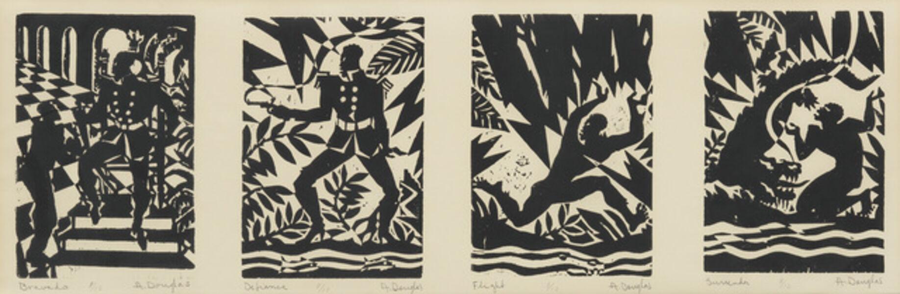 Aaron Douglas, 'Emperor Jones.', 1926