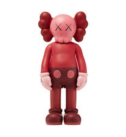KAWS, 'Companion Open Edition Vinyl Figure Blush', 2017