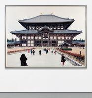 Thomas Struth, 'Todai-Ji, Daibutsu-Den, Nara', 1996