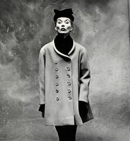 Irving Penn, 'Little Great Coat'