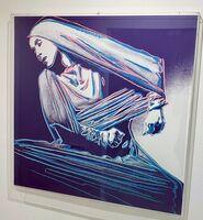 Andy Warhol, 'Martha Graham Lamentation -unique-', 1986