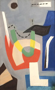 Vaclav Vytlacil, 'Untitled Abstraction', 1938