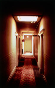 Lynn Hershman Leeson, 'Dante Hotel', 1973-printed 2015