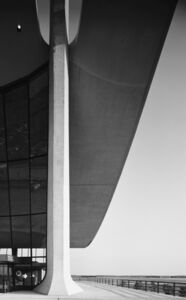Ezra Stoller, 'Dulles Airport, Eero Saarinen, Chantilly, VA', 1964