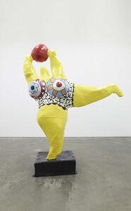 Niki de Saint Phalle, 'Le Peril Jaune', 1969
