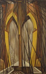 Howard Cook, 'The Bridge No. 1', ca. 1950