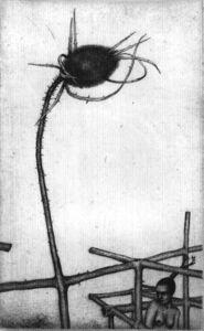nele zirnite, 'Presentiment', 1989