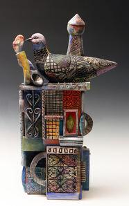 TIFFANY SCHMIERER, 'Patternscape: City Pigeon', 2016