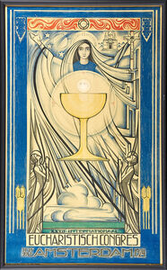 Jan Toorop, 'Eucharistisch Congres Amsterdam', 1924