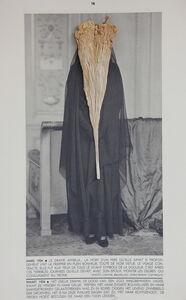 Lien Botha, 'Plant Press Moonflower', 2009