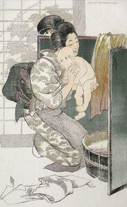 Helen Hyde, 'The Bath', 1905