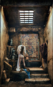 Ronan-Jim Sévellec, 'Léger comme l'est l'air, fluide comme l'est l'eau #6', 2013