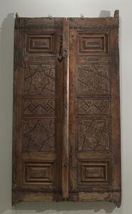 Qanbar ibn Mahmud, 'Mausoleum Doors', 1551-1552