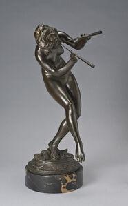 Robert Ingersoll Aitken, 'Xoros (Dancing Bacchante)', 1910