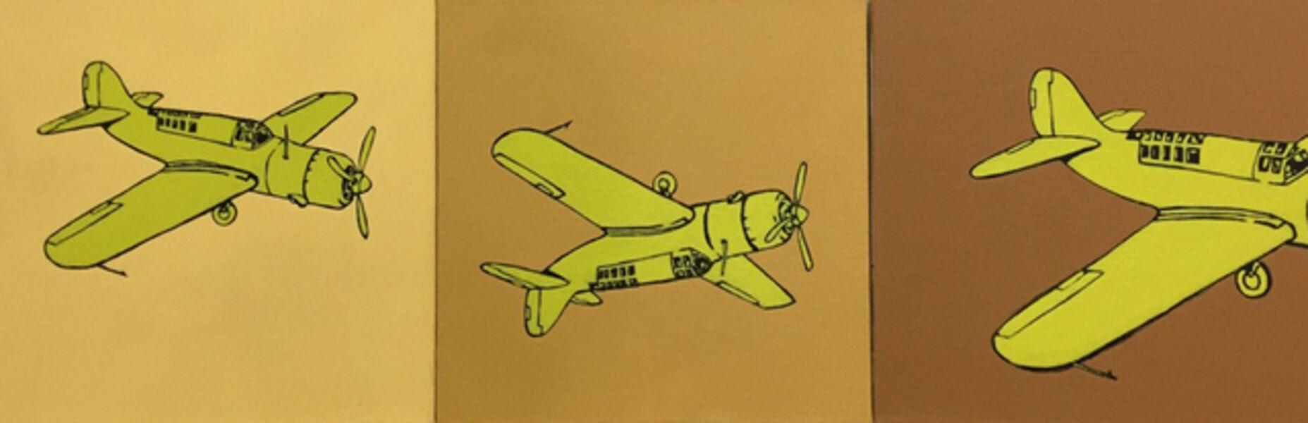 Charles Buckley, 'Airplane', 2015