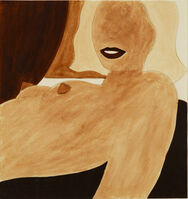 Tom Wesselmann, 'Study for Great American Nude #59', 1965