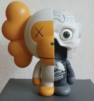 KAWS, 'Dissected Milo', 2011
