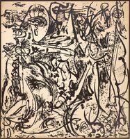 Jackson Pollock, 'Echo: Number 25, 1951', 1951
