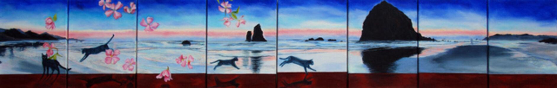 Katherine Pappas-Parks, 'The Horizon's Light VIII', 2012