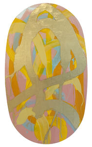 Max Gimblett, 'Golden Sweep', 2019