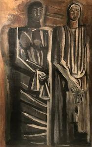 Mario Sironi, 'La Giustizia e la Legge', ca. 1936-37