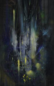 Carlos Jacanamijoy, 'Espejo de Agua', 2016
