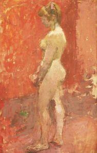 Margaret Green, 'STANDING NUDE'