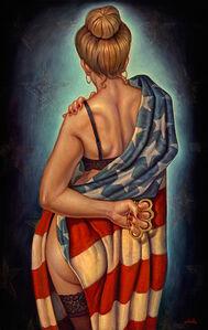 Danny Galieote, 'American Girl', 2018