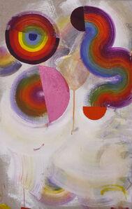 Edward Granger, 'Rainbow God', 2018